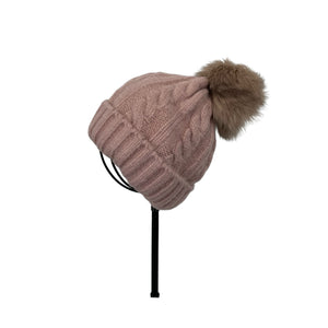 Miss Caprice Pink Tuque - Chic Thrills