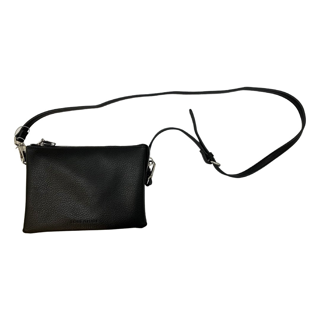 Louenhide Josie Crossbody Black Bag - Chic Thrills