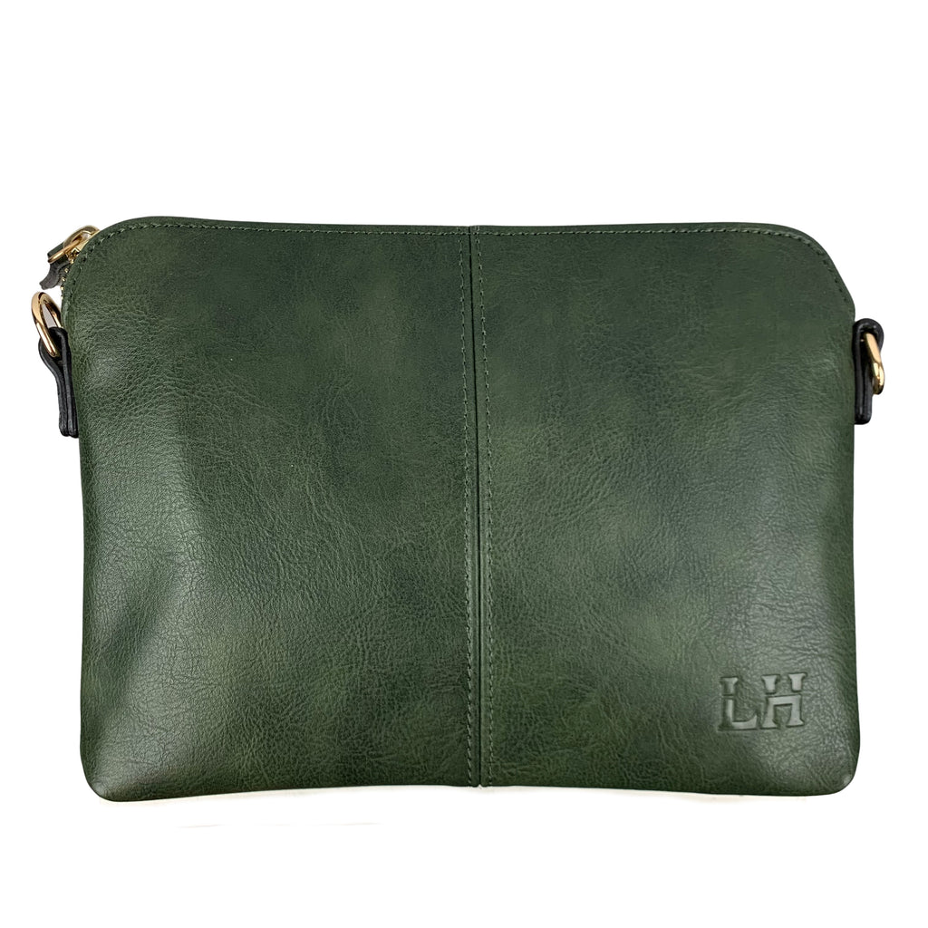 Louenhide Dark Green Purse - Chic Thrills Boutique