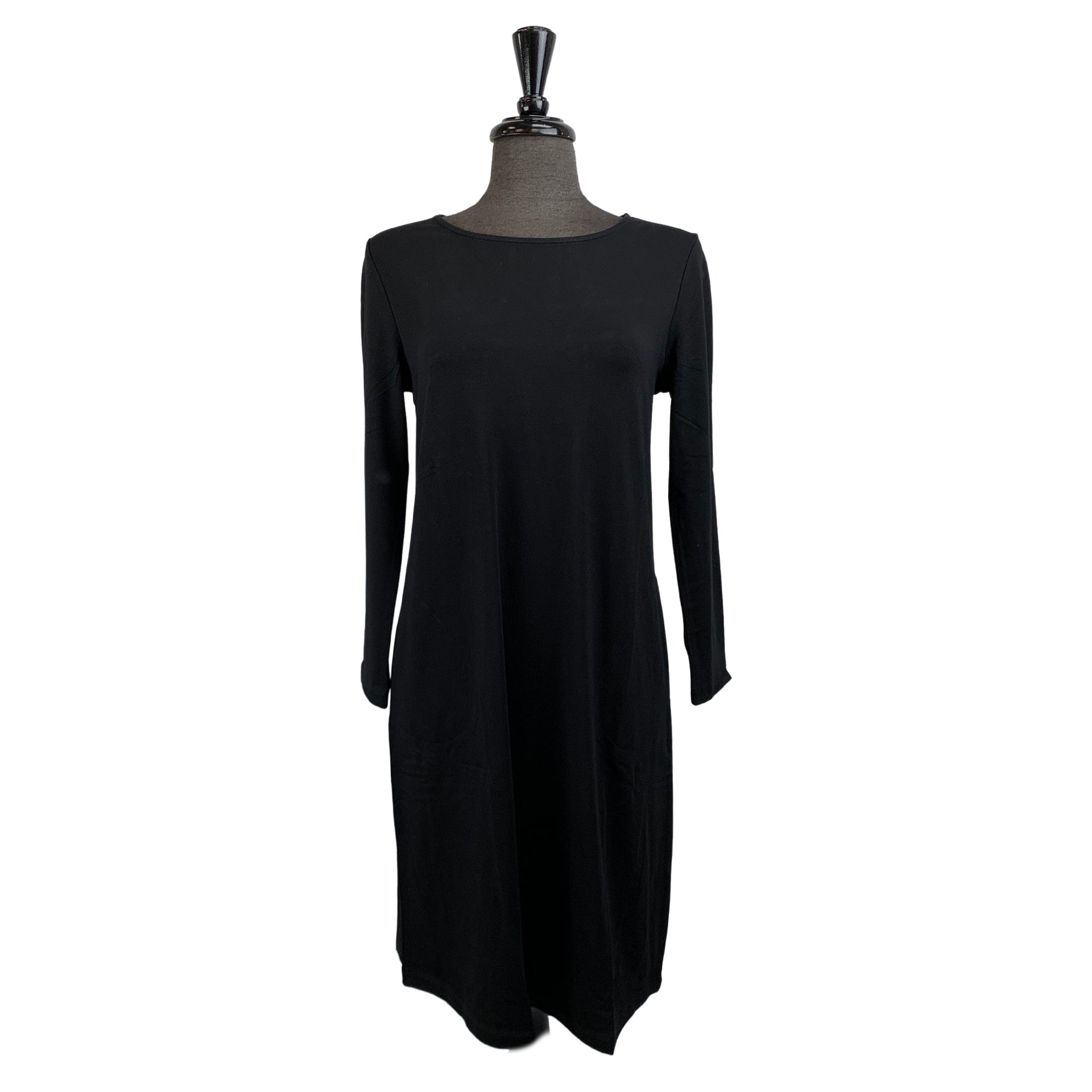Habitat Black Go To Dress - Chic Thrills