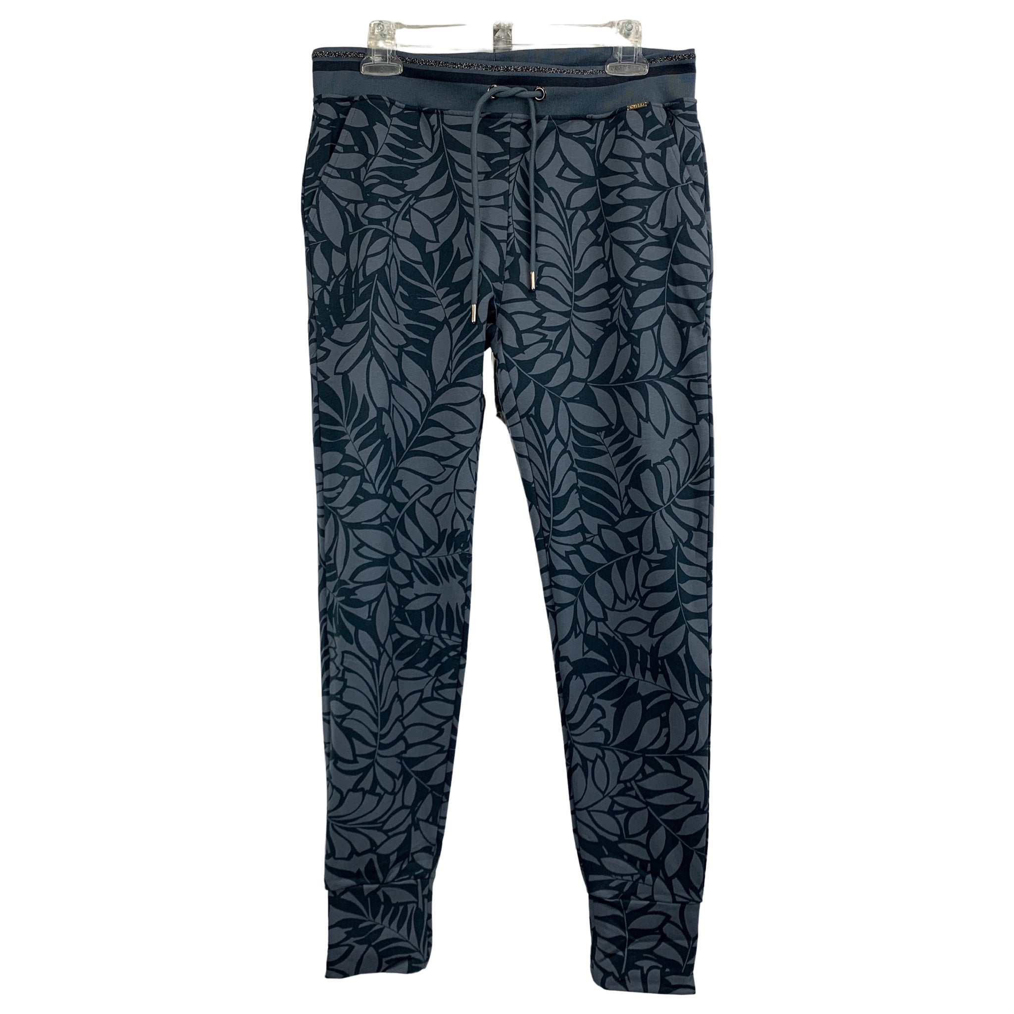 Cyell Ginko Leafy Patterned Bottoms - Chic Thrills