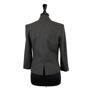 Periphery Grey Jacket - Chic Thrills