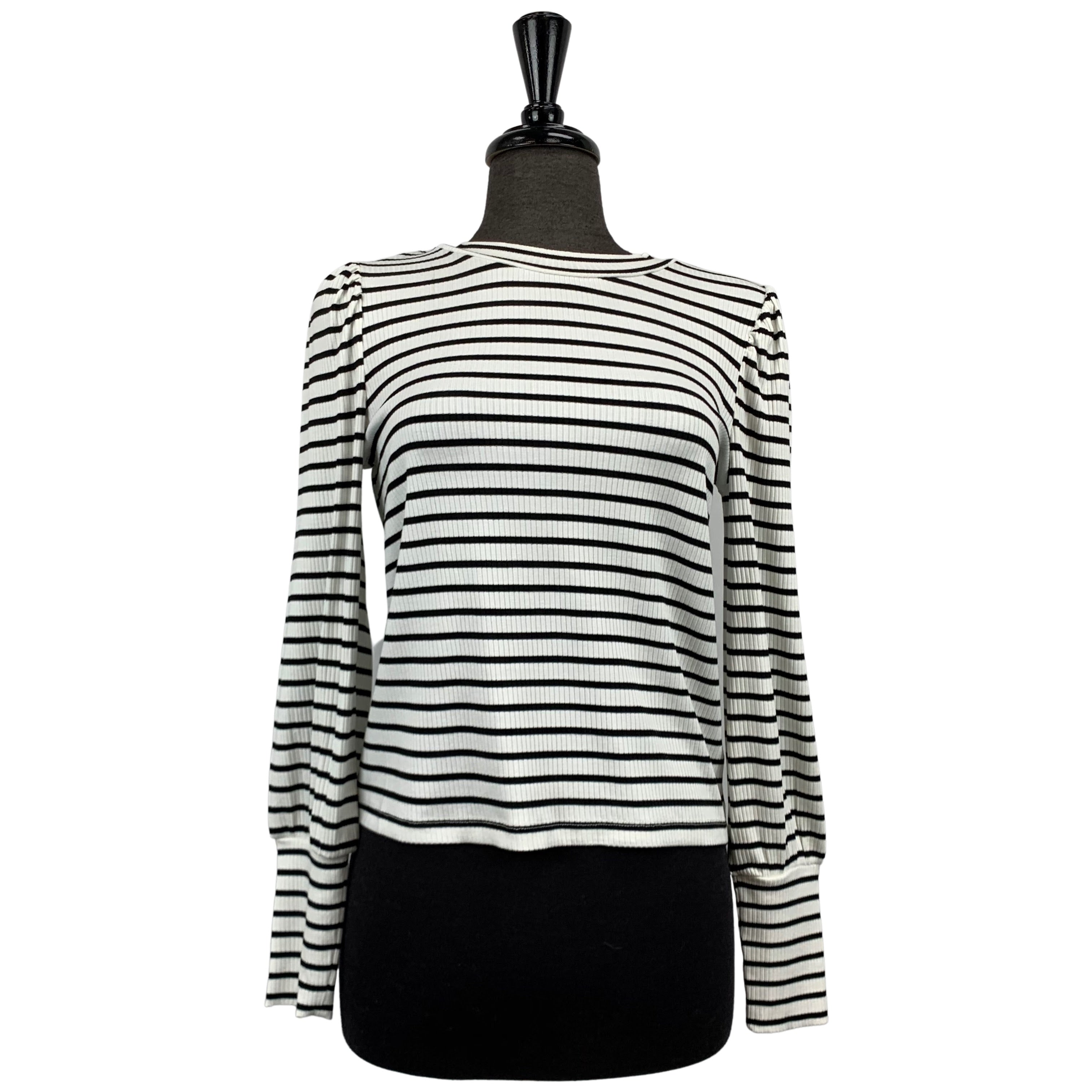 Z Supply Puff Sleeve Top - Chic Thrills Boutique