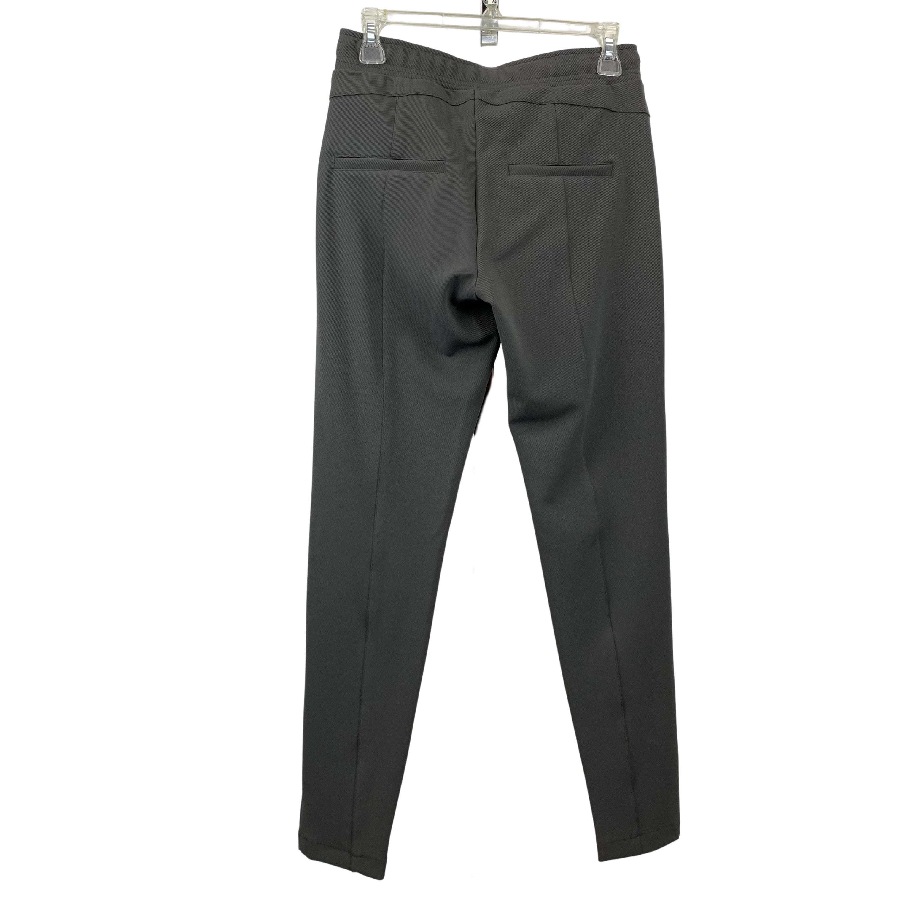 Cambio Pull On Grey Pants - Chic Thrills Boutique
