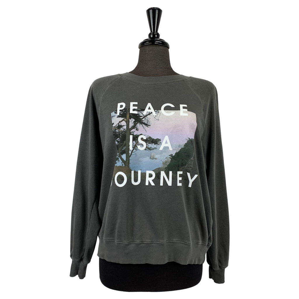 Peace Is A Journey Sunrise Top - Chic Thrills Boutique