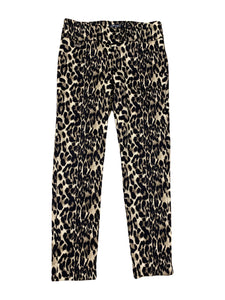 Lisette Montreal Leopard Print Bottoms - Chic Thrills Boutique