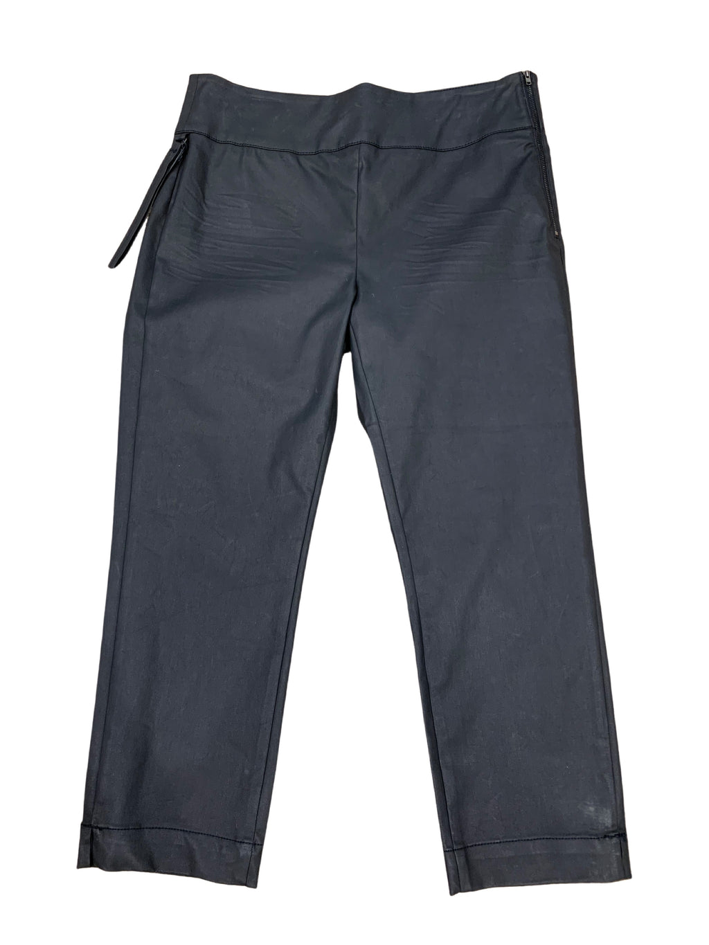 Sarah Pacini Dark Grey Pants - Chic Thrills Boutique