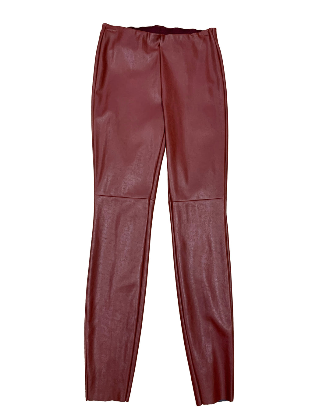Cambio Maroon Randa Pants - Chic Thrills Boutique