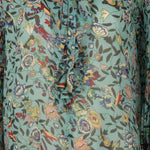 Load image into Gallery viewer, Esqualo Flower Garden Blouse
