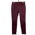 Load image into Gallery viewer, Charlie B Eggplant Twill Pants - Chic Thrills Boutique