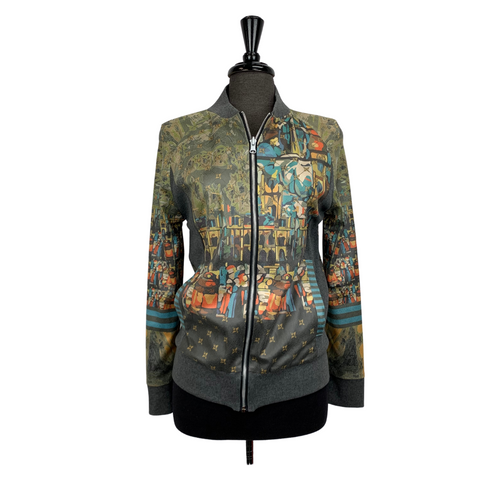 Volt Faux Leather Notre Dame Jacket - Chic Thrills
