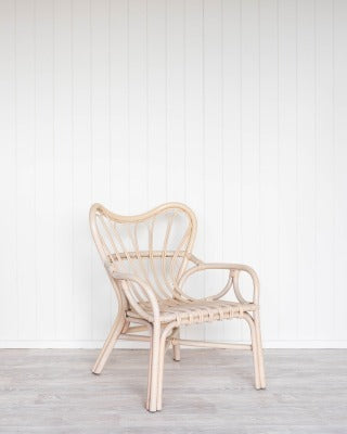 Armchair - Cane - natural