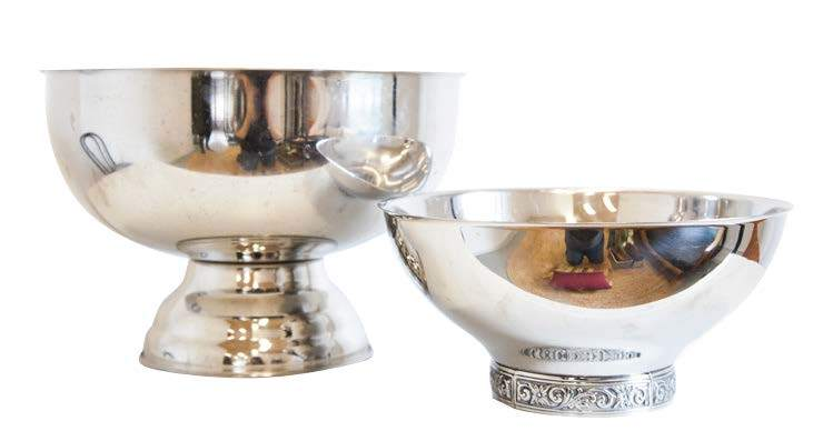 Barware - Champagne Bucket Silver Large