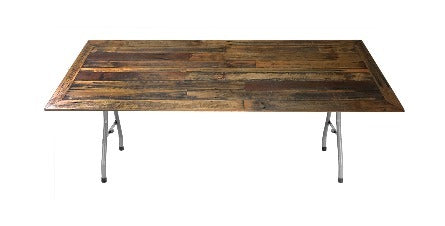 Dining Honey Timber Table - Small - 100x80