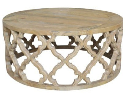 Table - Coffee Decorative Wooden