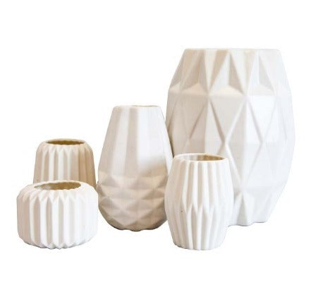 Ceramic - White Medium