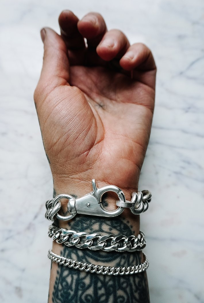 Little Moto Chain Bracelet