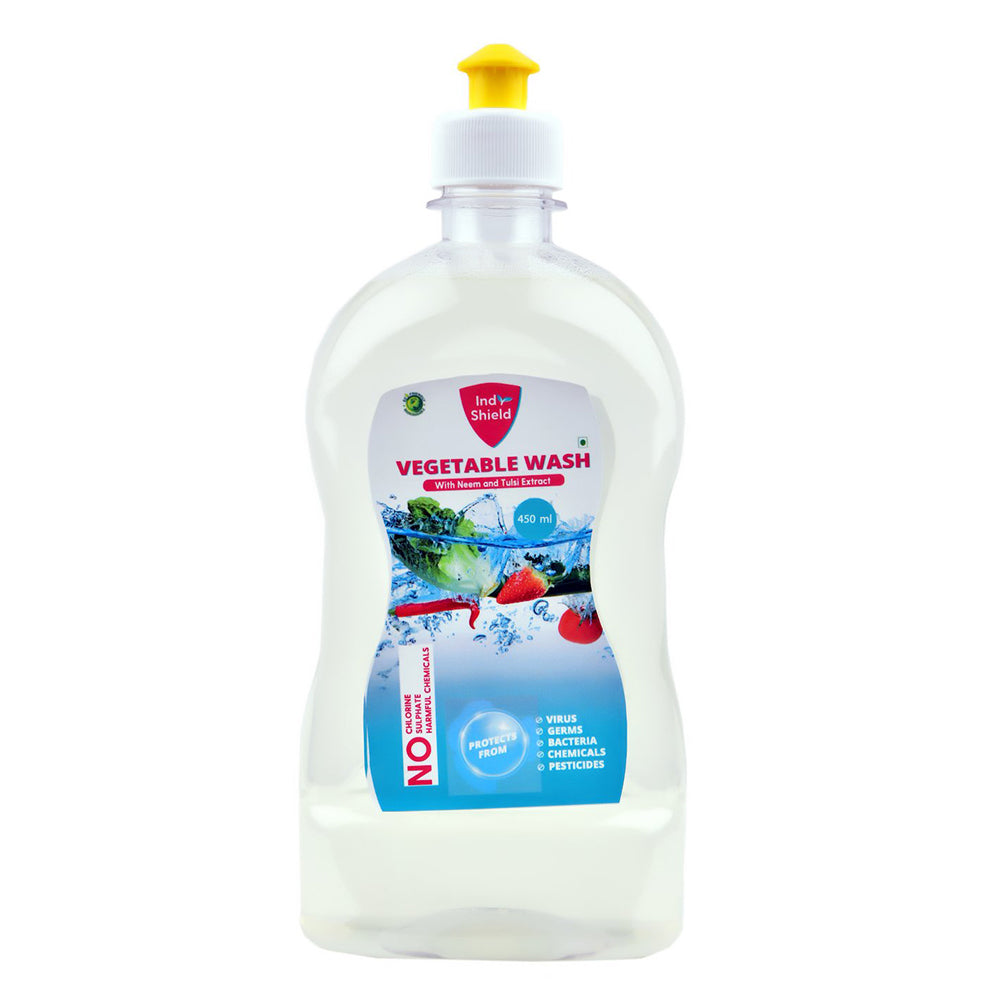 IndyShield Vegetable Wash - 450ml