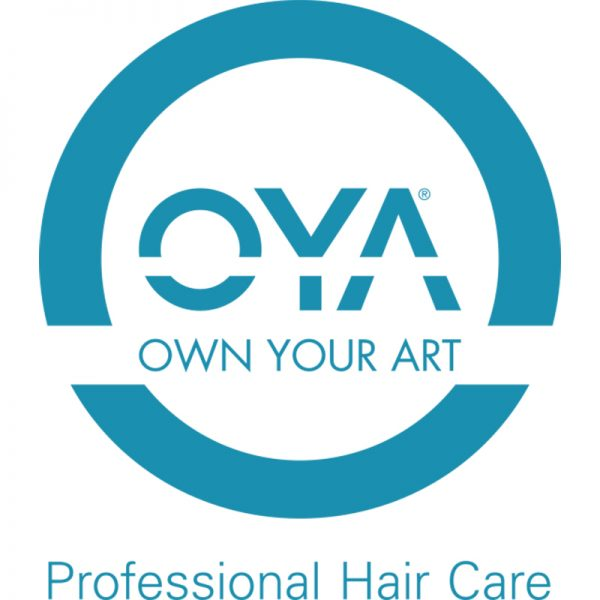 OYA Retail Window Decal (Blue)