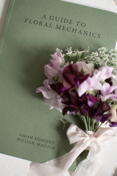 A Guide To Floral Mechanics - Book Review and Authors Interview for The Gathered Room