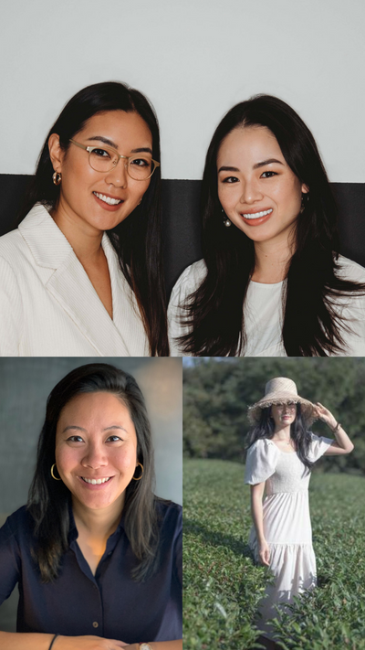 From a Vision to a Brand: 4 Asian-American Founders Share Their Journeys