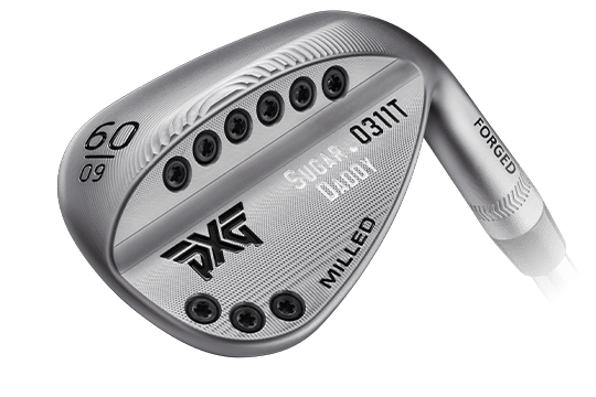 PXG 0311 Milled Wedges Suger Daddy