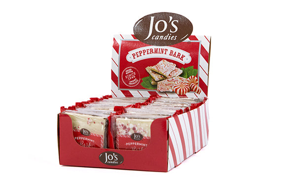 Classic Peppermint Bark - Jo's Candies