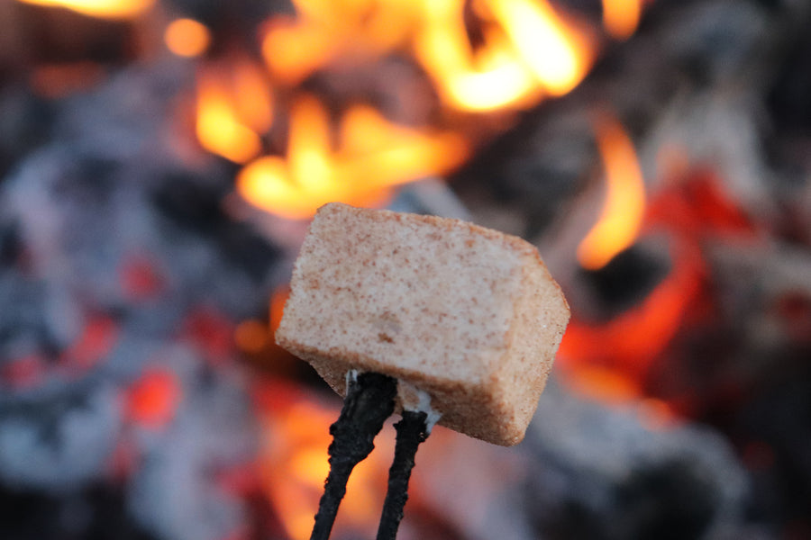 cinnamon sugar marshmallows - gourmet marshmallows