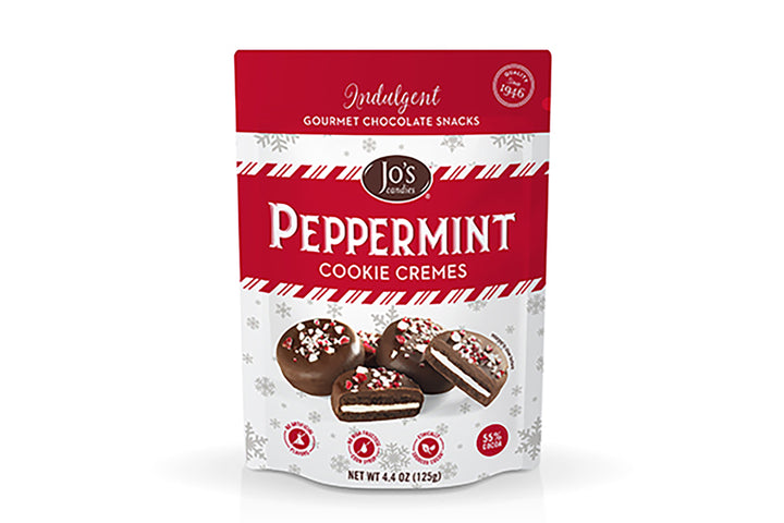Peppermint Cookie Cremes  - Jo's Candies