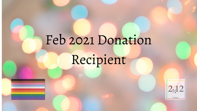 Feb 2021's Donation Recipient