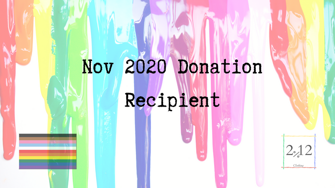 Announcement: Nov 2020 Non-Profit