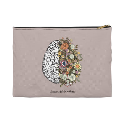 Flowering Brain Pouch - Nurse Life Boutique