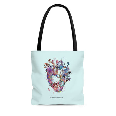 Purple Heart Tote - Nurse Life Boutique