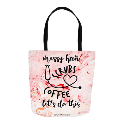Let's Do This Tote - Nurse Life Boutique