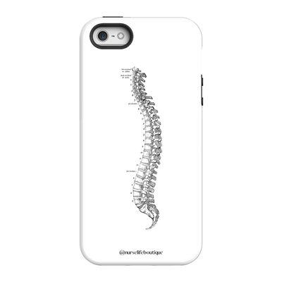 Spine Phone Case - Nurse Life Boutique