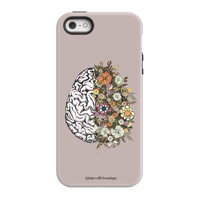 Flowering Brain Phone Case - Nurse Life Boutique