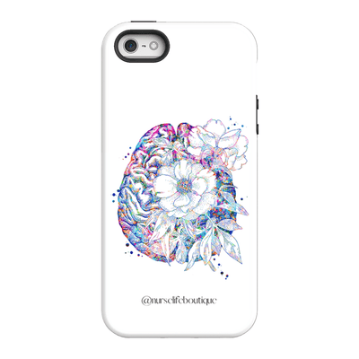 Artistic Brain Phone Case - Nurse Life Boutique