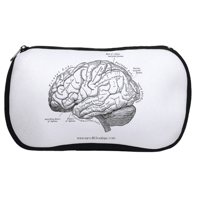 Brain Stethoscope Case - Nurse Life Boutique