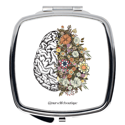 Flowering Brain Mirror - Nurse Life Boutique