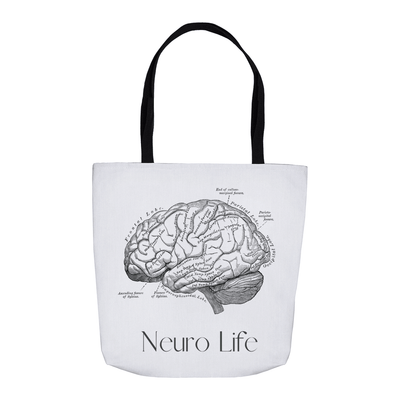Neuro Life Tote - Nurse Life Boutique