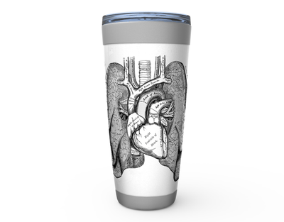 Lungs Tumbler - Nurse Life Boutique