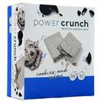 Power Crunch Power Crunch Wafers Cookies and Creme 12 bars