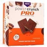 Power Crunch Pro - Protein Energy Bar Peanut Butter Fudge 12 bars