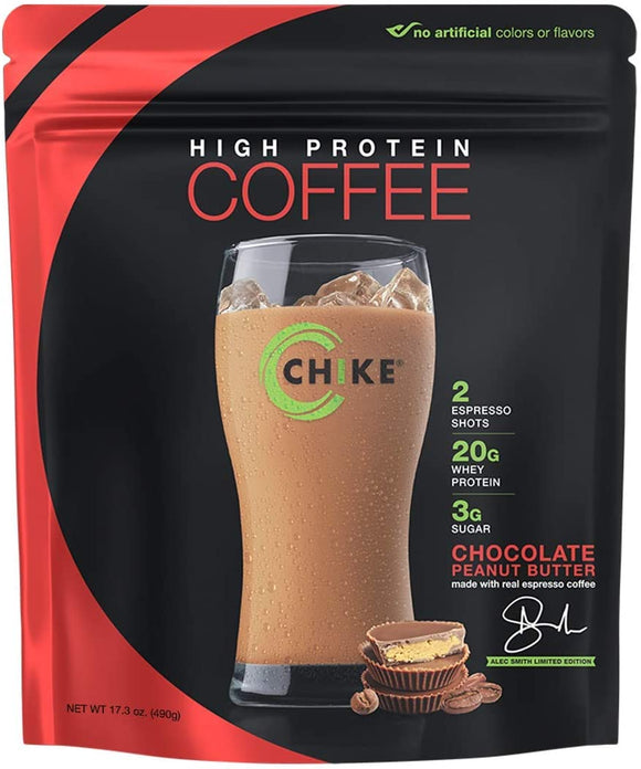 Chike High Protein Chocolate Peanut Butter Iced Coffee