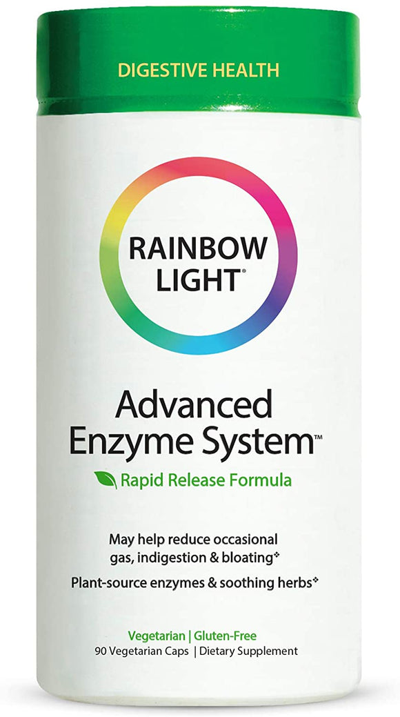 Rainbow Light Advanced Enzyme
