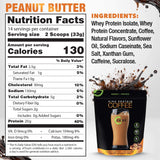 Chike High Protein Peanut Butter Iced Coffee
