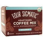 Four Sigmatic Adaptogen Coffee Mix with Ashwagandha - Balance 10 pckts