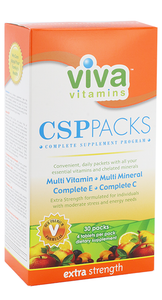 Viva Vitamins CSP Packs Extra Strength (30 packs)