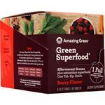 Amazing Grass Green Superfood Effervescent Greens Berry 6 unit
