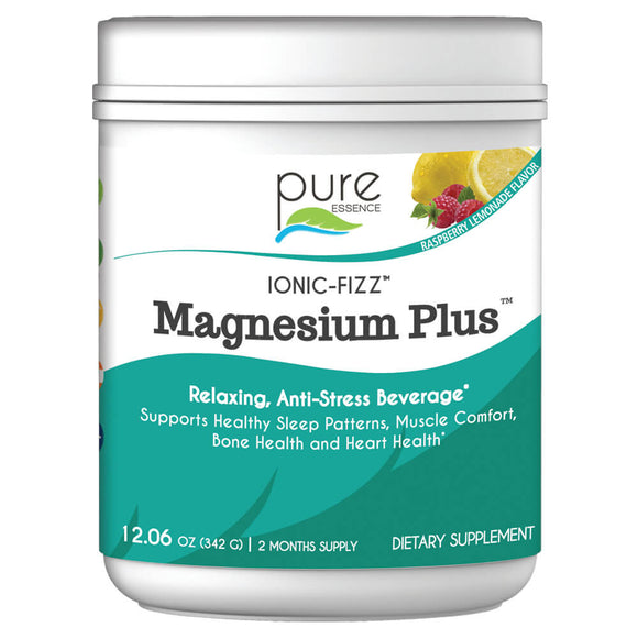 Pure Essence Ionic Fizz Magnesium plus - Raspberry Lemonade